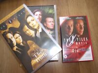 FREE X-FILES VHS cassettes including limited editions
