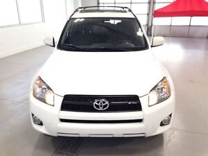 2010 Toyota RAV4 SPORT| 4WD| CRUISE CONTROL| SUNROOF| A/C| 124,1 Cambridge Kitchener Area image 10