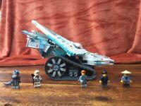 Lego Ninjago - Zane's Ice Caterpillar 70616