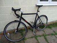 BARGAIN - Custom built road bike