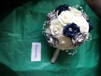 Wedding bouquets and buttonholes