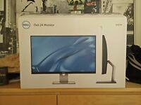 "NEW Dell S2415H - 24"" IPS LED Monitor - Full HD"