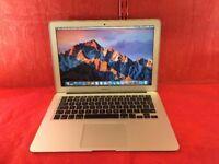 Apple MacBook Air A1466 13 inch i5 Processor, 4GB Ram, 128GB, 2015 +WARRANTY, NO OFFERS L385