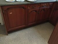 Used Kitchen Cabinets & Skeletons for sale due to getting new kitchen