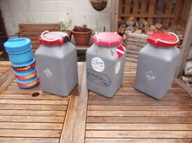 Waterproof Storage Boxes - Schermuly flare Boxes