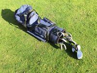 Wilson Set of R/H golf clubs