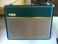 Vox AC30 C2 British Racing Green Amp