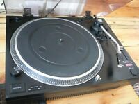 KAM STUDIO DIRECT DRIVE Turntable deck with Stanton 500 cartridge