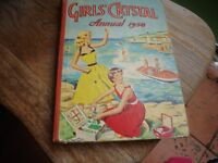 Girls Crystal Annual 1958