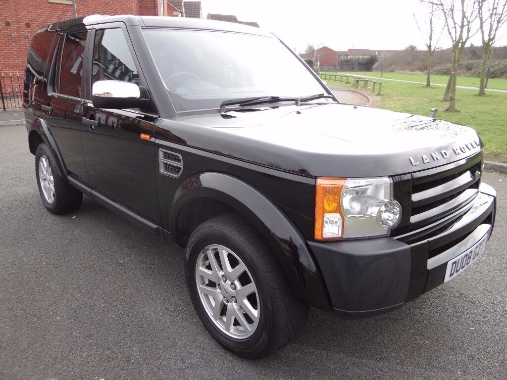2008 Land Rover Discovery 3 2 7 Td V6 Gs 5dr Diesel Manual