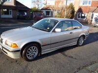 BMW 318is Coupe E36 M44 Engine 1998, one owner last 17 yrs- Full Service history, MOT May18