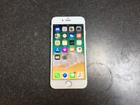 **Immaculate Condition Iphone 6s, 16GB, Silver, UNLOCKED(173)
