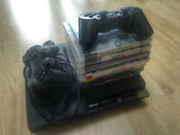 Sony PS3 Slim 120GB Bundle
