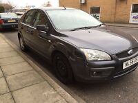 2006 FORD FOCUS 1.6 TDCI DIESEL MANUAL SPORT NON RUNNER SPARES OR REPAIR LOW MILEAGE CHEAP NOT GOLF