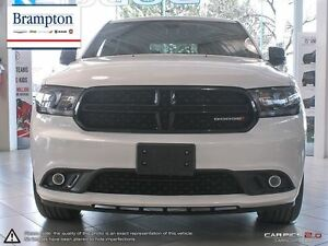 2016 Dodge Durango Limited 7 Seater|Leather|Sunroof|Nav