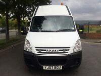 2007 iveco daily 3.0 hpi 6 speed gearbox twin wheels in back brand new mot 12 months