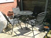 6 Piece Garden Furniture Set