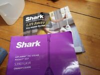 Shark Professional Lift Away Pro Steam Pocket Mop (Barely Used)