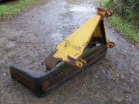 twose yard scraper