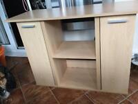 Fish tank cupboard stand