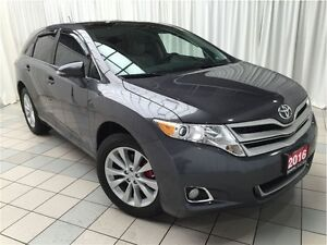 2016 Toyota Venza XLE *ONLY 5,256 KM !*