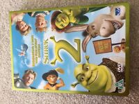 Shrek 2 dvd, as new, 2 disc special edition