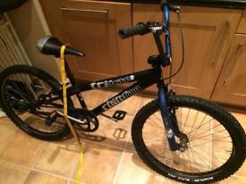 Boys bmx bike bicycle