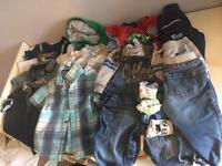 9-12 month boys clothes
