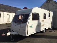 2001 Avondale Dart 510 5 Berth Caravan