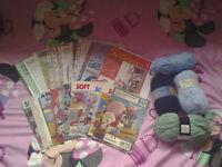 Knitting Bundle and Patterns