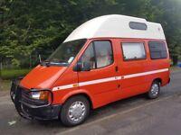 REDUCED!! Ford transit campervan for sale