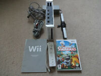 Nintendo Wii Games Console - Plus SimAnimals Game