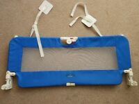 BabyStart bed guard blue