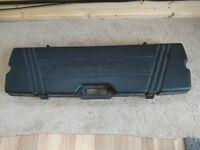 Hard shell plastic storage case by Field Locker