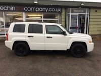 JEEP PATRIOT 2.0 CRD SPORT DIESEL - FINANCE AVAILABLE