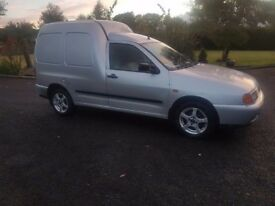 BREAKING FOR PARTS 2004 VW CADDY 1.9 SDI