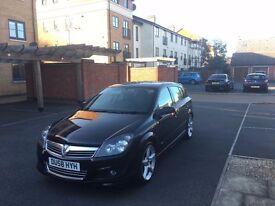 2008 58 Vauxhall Astra SRI XP 1.9 CDTI 150 BHP X PACK TOP SPEC RARE
