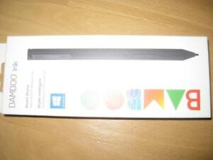 Wacom Bamboo Ink Stylus Pen. Compatible with Surface / Dell Touchscreen Laptop / ASUS Zenbook / Lenovo Yoga / Sony VAIO