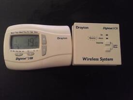 Drayton Heating control system