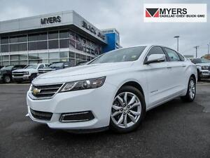 2016 Chevrolet Impala  2LT , V6, alloy wheels, Rear view camera