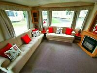 Cheap static caravan for sale, Sited In Essex, 12 Foot Wide