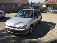 Peugeot 106, 1.1 Petrol, 5 door, Manual - good runner