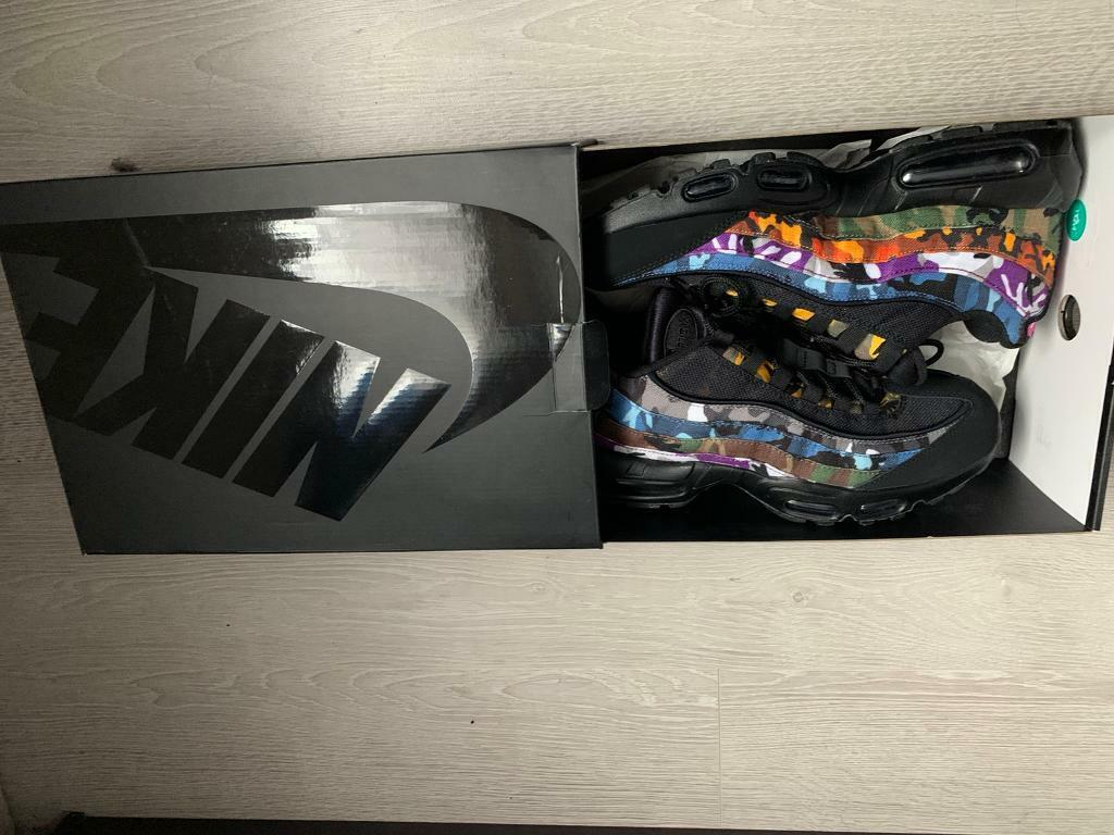 nike air max 95 erdl party sizing