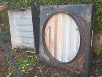2x450/450/80 manhole cover