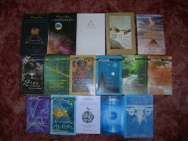 RAMTHA SCHOOL OF ENLIGHTENMENT BOOKS - channeled spiritual new age