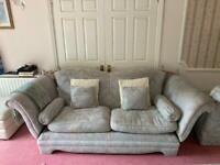 3 Piece Suite with Matching Occasional Chair