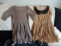 Dresses and tops up to age 14 yrs