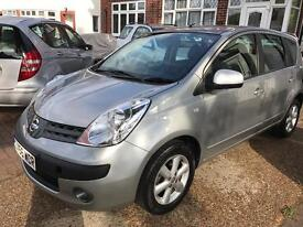 Nissan note 1.6 se automatic 2006 immaculate condition