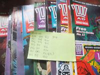 200Ad - 2000 AD – Judge Dredd – Comics – Bundle 800 to 824 (approx.)
