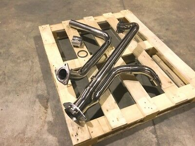 99-06 GM 1500 Stainless Exhaust Ypipe Chevy GMC Y-pipe 2wd 4wd Sierra Silverado